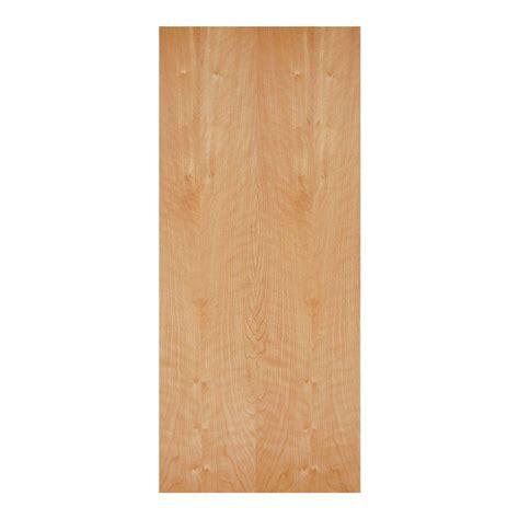 home depot solid core masonite 36 in x 80 in smooth flush hardwood solid birch veneer composite interior door
