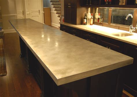 zinc dining zinc countertops custom metal home