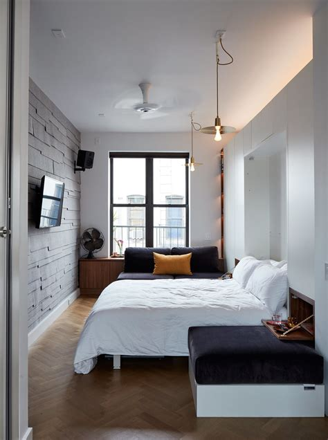 tiny  square foot smart apartment   york city