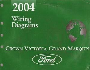2004 Ford Crown Victoria  Mercury Grand Marquis