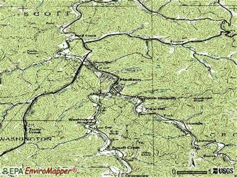 madison west virginia wv 25130 profile population