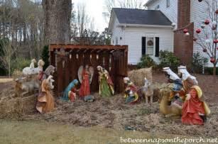 outdoor decor nativity scene inventrush