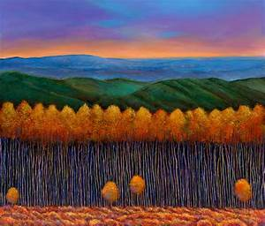 Aspen Perspective By Johnathan Harris  Giclee Print