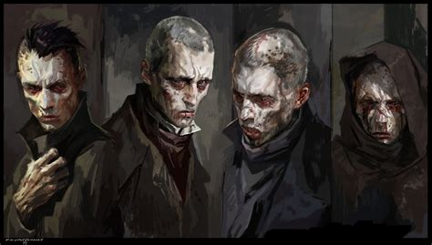 Dishonored Has Some Of The Best Video Game Art Ive Ever