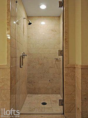 tiled shower stalls separate shower stall  glass