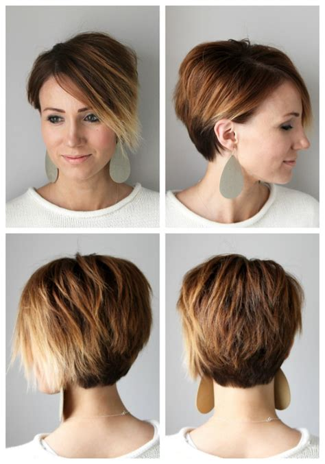 haircut tutorials for medium hair hair tutorial styling a pixie for every day 4083