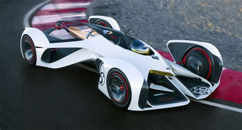 Beam Me Up Chevy Chaparral 2x Vision Gt Is Laserpowered