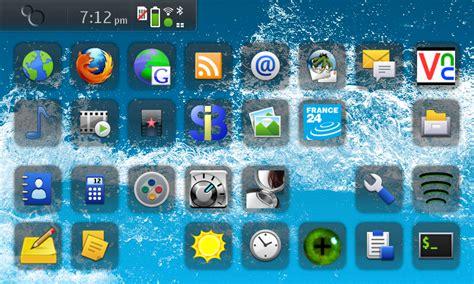r uire les icones du bureau astuce nokia n900 enlever les ombres des icones sur le