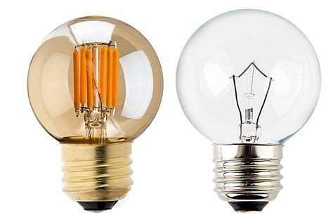 g16 5 led bulb gold tint led filament bulb 25 watt