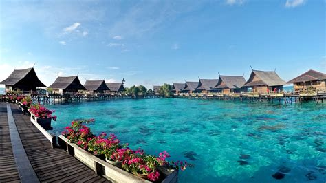sipadan kapalai dive resort semporna sabah malaysia