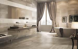 Salle De Bain Beige : decorating ideas for your bathrooms with iris ceramica ~ Dailycaller-alerts.com Idées de Décoration