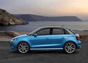 Audi A 1 : 2015 audi a1 facelift breaks cover ~ Gottalentnigeria.com Avis de Voitures