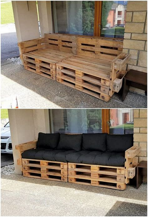 wood pallets easy projects