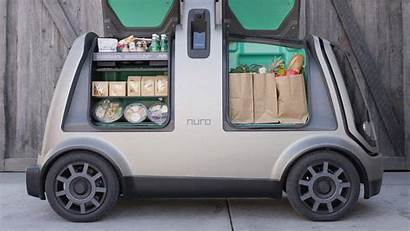 Nuro Commercial Dmv Deliveries Permitted Fully Driver