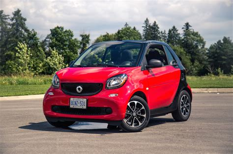 review  smart fortwo cabrio canadian auto review