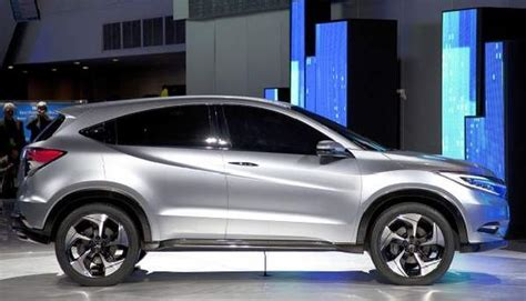 2015 Honda Urban Suv Review Best Price  Futucars, Concept