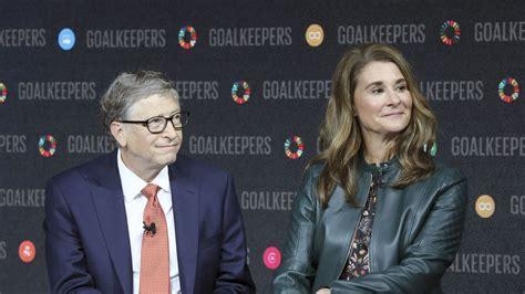 Billionaires Bill Gates and wife Melinda to get divorced ...