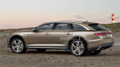 audi a6 allroad gebraucht audi a6 allroad rendering looks ready to get