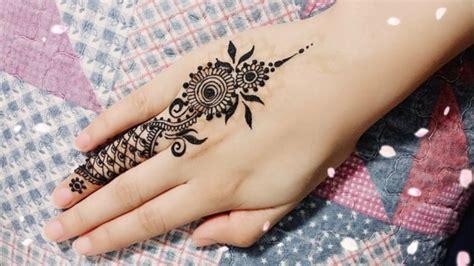 90 henna ideen neueste trends und wundersch 246 ne motive
