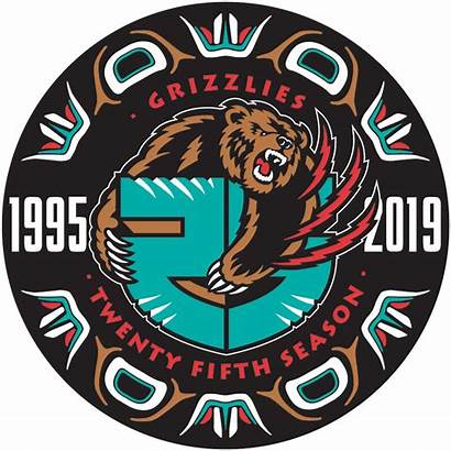 Memphis Grizzlies Vancouver Logos Sportslogos Nba Anniversary