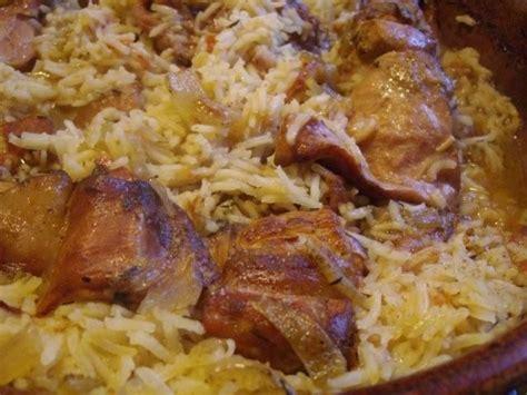 cuisiner lapin au four lapin au riz au four les zazaneries d 39 isabelle