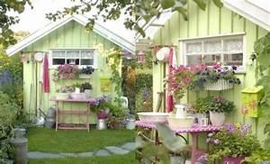 Pinterest Bricolage Jardin : ma cabane au fond du jardin ~ Melissatoandfro.com Idées de Décoration