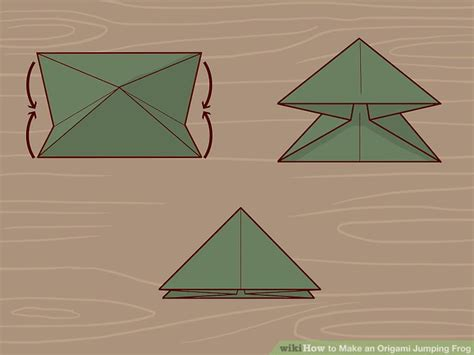 ways    origami jumping frog wikihow