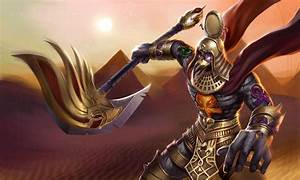 Egyptian Gods Wallpapers - Wallpaper Cave