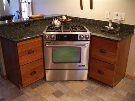 kitchen range cabinet cherry cabinets kitchen cabinets stainless steel range