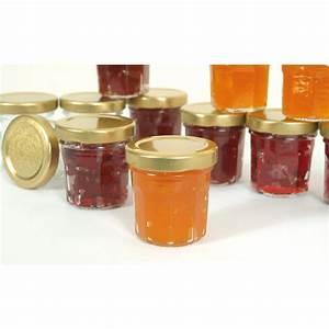 Petit Pot De Confiture : 12 mini pots de confitures 44 ml achat vente de ~ Farleysfitness.com Idées de Décoration
