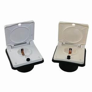 Prise A Encastrer : haba prise femelle 230v encastrer pour camping car ~ Premium-room.com Idées de Décoration
