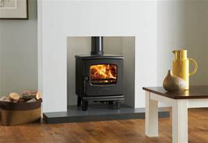 Gas Fireplace Rock