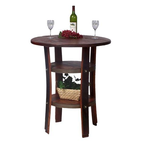 2 day designs reclaimed napa counter height dining table