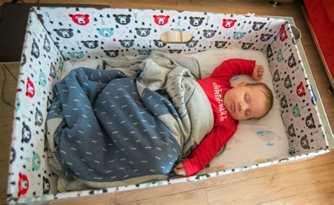 Experts Say Cardboard Baby Boxes Are Dangerous For Infants