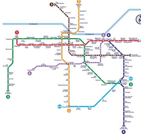 Chile Putting In Legwork To Extend Santiago Metro Bnamericas