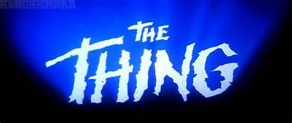 Thing Fi Sci 1982 Carpenter John Horror