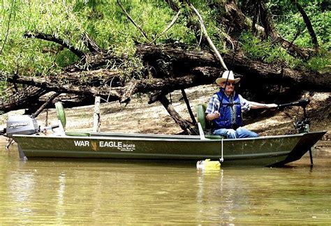 War Eagle Boats Manufacturer 5 great choices for low maintenance fishing boats