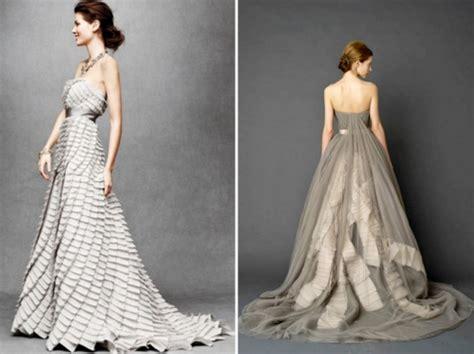 I Do Or I Don't To Non-white Wedding Gowns?