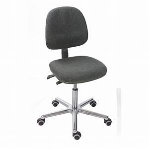 Arbeitsstuhl Mit Rollen : arbeitsstuhl modell 8440 mit rollen aluminiumfu kreuz von l ~ Frokenaadalensverden.com Haus und Dekorationen