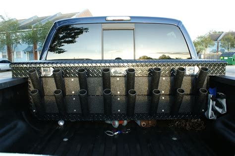 truck bed rod holders  hull truth boating