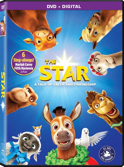 The Star DVD Release Date February 20, 2018