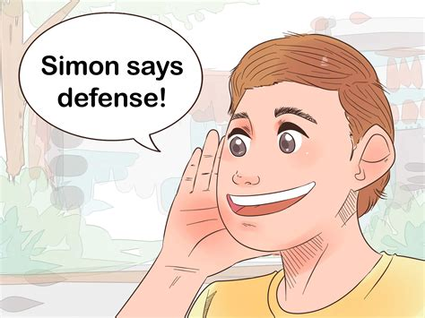 How to Play Simon Says: 10 Steps (with Pictures) - wikiHow