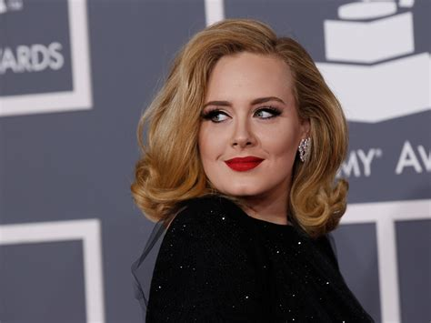 The Incredibly Successful Life Of Adele