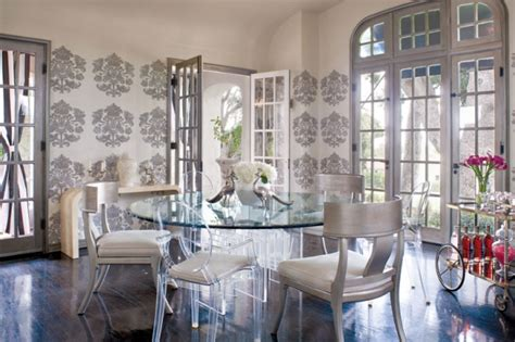 Delicious Dining Rooms  Eclectic Living Home