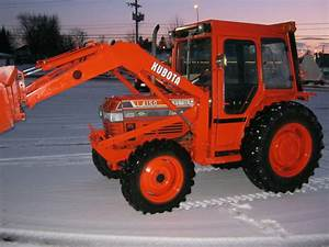 Kubota Manual Kubota L4150 Tractor Master Parts Manual Download