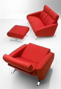 fauteuil relax tissu design sellingstgcom With tapis de course pas cher avec mobilier de france canapé relaxation