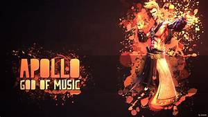 Apollo, God of Music - Wallpaper HD by Getsukeii on DeviantArt