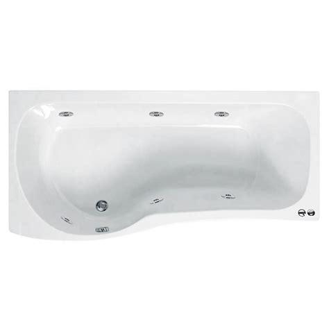 Buy Shower Bath by Ethan 1700pshaped 6 Jetwhirlpool Shower Bath Lh Buy