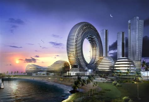 1000+ Images About Futuristic Cities On Pinterest