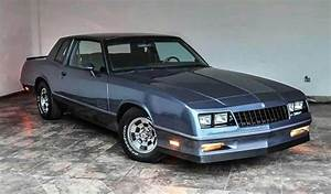 1984 1985 Buick Grand National Engine Pic  1984  Free